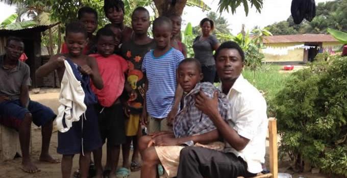 abstinence aux survivants dEbola